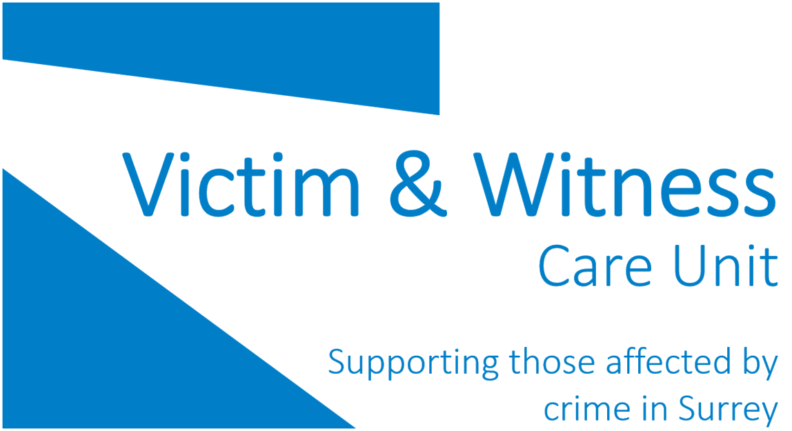 Victim & Witness Care Unit Logo